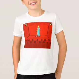 Rétro T-shirt d'exposition de récompense