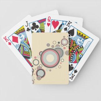 Rétros anneaux coulants cartes à jouer