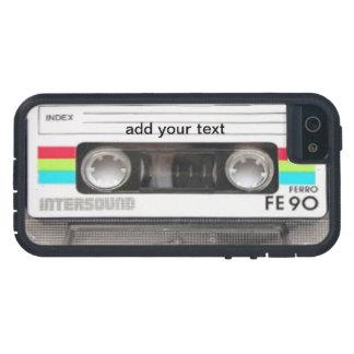 Rétros vacances Girly de cassette vintage fraîche  Coques Case-Mate iPhone 5