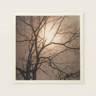 Rêve de clair de lune serviettes en papier