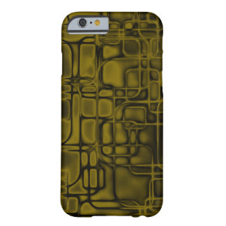 Rêve de Steampunk d'or Coque iPhone 6 Barely There