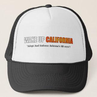 Réveillez le casquette de la Californie