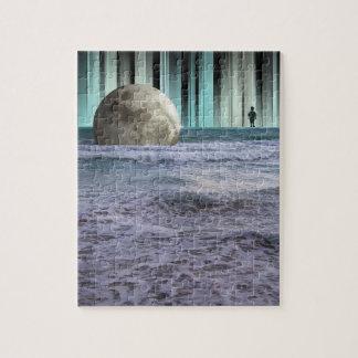 Rêver à la marée haute puzzle