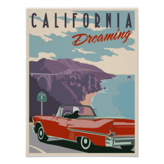 Rêver de la Californie