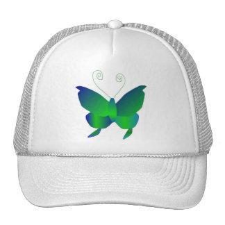 Rêves de papillon casquettes de camionneur