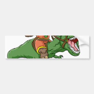 rex Bigfoot de rex-T de la Bigfoot-bande dessinée Autocollant De Voiture