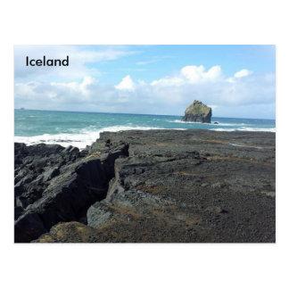 Reykjanes, Islande Carte Postale