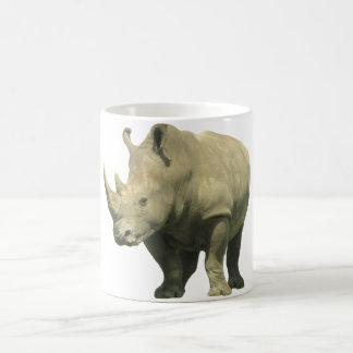 Rhinocéros Tasses