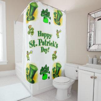 Rideau en douche du jour de Patrick de saint