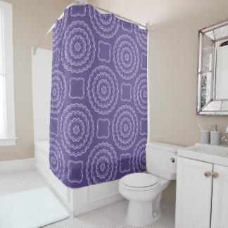 Rideau en douche ultra-violet d'impression de
