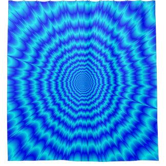Rideaux De Douche Bleus de Big Bang