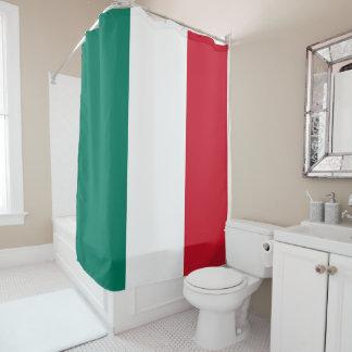 Rideaux De Douche Drapeau d'Italien de l'Italie Italie
