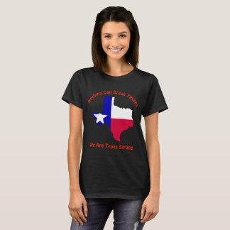 Rien ne peut casser des Texans le Texas fort T-shirt