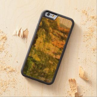 Rivage d'un petit lac coque pare-chocs en cerisier iPhone 6