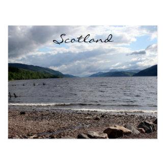 rivages de Loch Ness Carte Postale