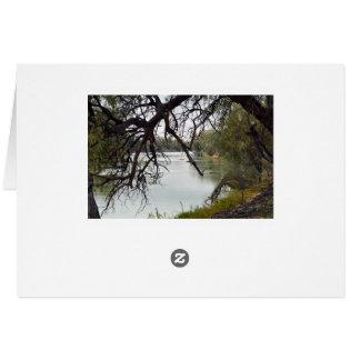 River_Murray, _Australia, _ Carte De Vœux