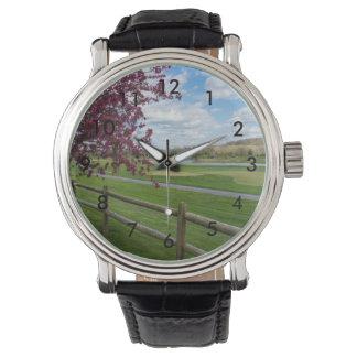 Rivercut au printemps montres bracelet