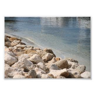 Rivière et roches photographe