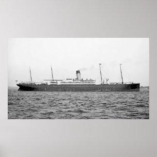 RMS Arabisch II Print