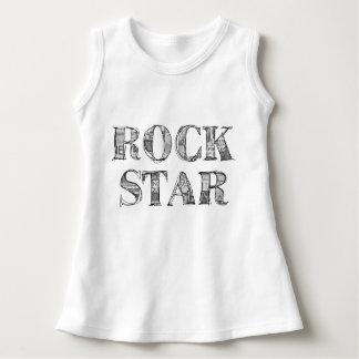 "Robe bébé ""Rock Star"""