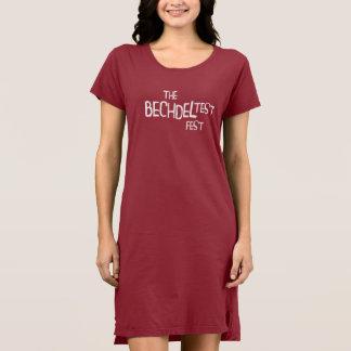 Robe de T-shirt