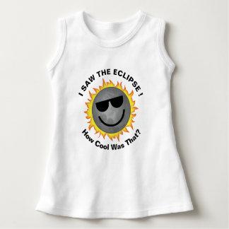 Robe d'éclipse d'enfant en bas âge