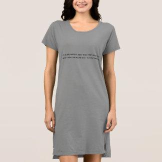 robe grave d'inquiétude
