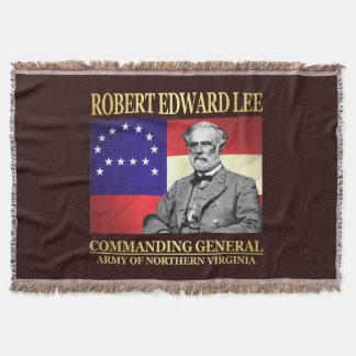 Robert E Lee (général commandant) Couverture