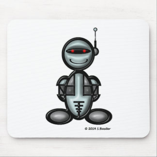 Robot (simple) tapis de souris