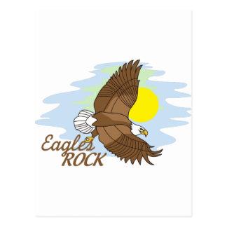 Roche d'Eagles Carte Postale