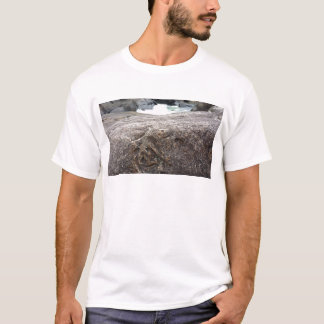 Roche fossile t-shirt