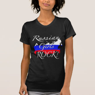 Roche russe de filles ! t-shirt