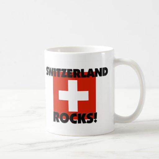 Roches de la Suisse Mug