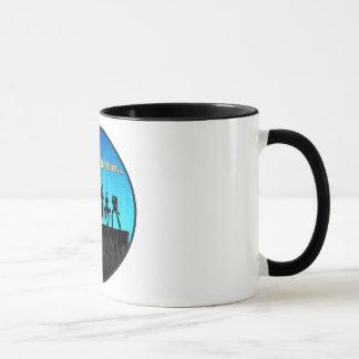 Rockin officiel pour la tasse de café de