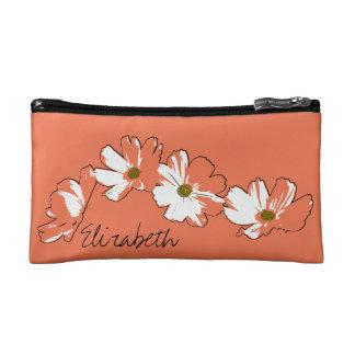 Rode Daisy Chain Make-up Bag