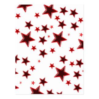 Rode Ster Briefkaart