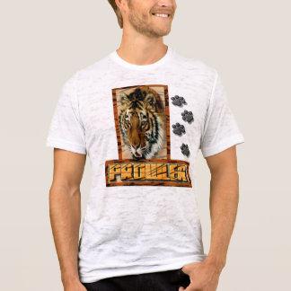 Rôdeur - T-shirt de burn-out (adapté)