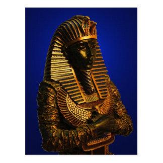 Roi de carte postale de l'Egypte