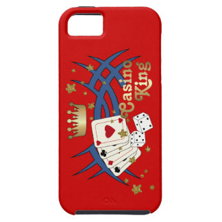 Roi de casino étuis iPhone 5