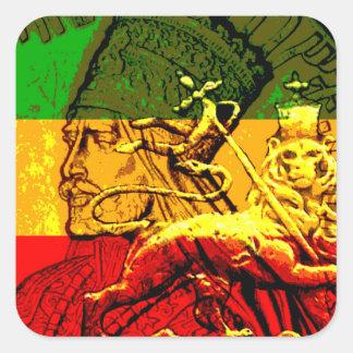 Roi de Haile Selassie des Rois Sticker