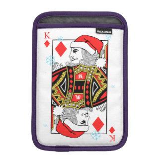 Roi de Joyeux Noël des diamants Housse Pour iPad Mini