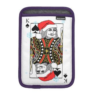 Roi de Joyeux Noël des pelles Housse Pour iPad Mini