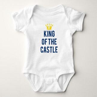 Roi de la pièce en t des enfants de château body