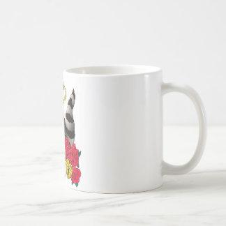 Roi de raton laveur mug