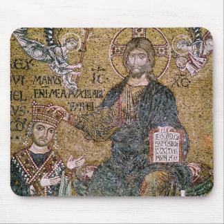 Roi de William II de la Sicile Tapis De Souris