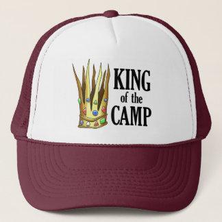 Roi du casquette de camp