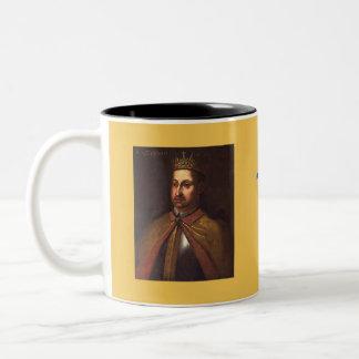 Rois de Portugal*, tasse d'Afonso II (3)