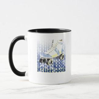 Rollerboots (regard porté) mug
