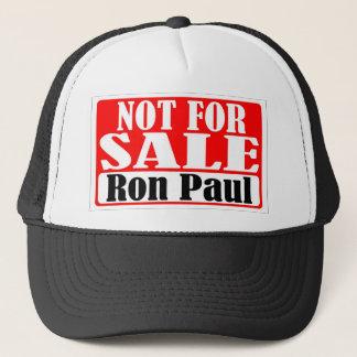 Ron Paul pas pour le casquette de vente