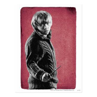Ron Weasley 5 Briefkaart